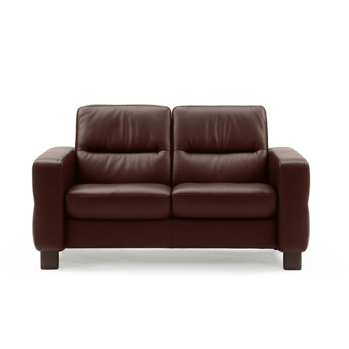 Stressless Wave Low Back Loveseat From 2 By Stressless Recliner Store