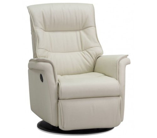 IMG Chelsea Leather Relaxer Recliner