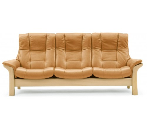 Stressless Buckingham High Back Sofa