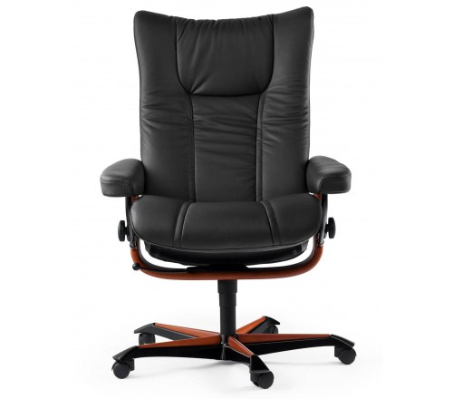 Superbe Stressless Wing Office Chair