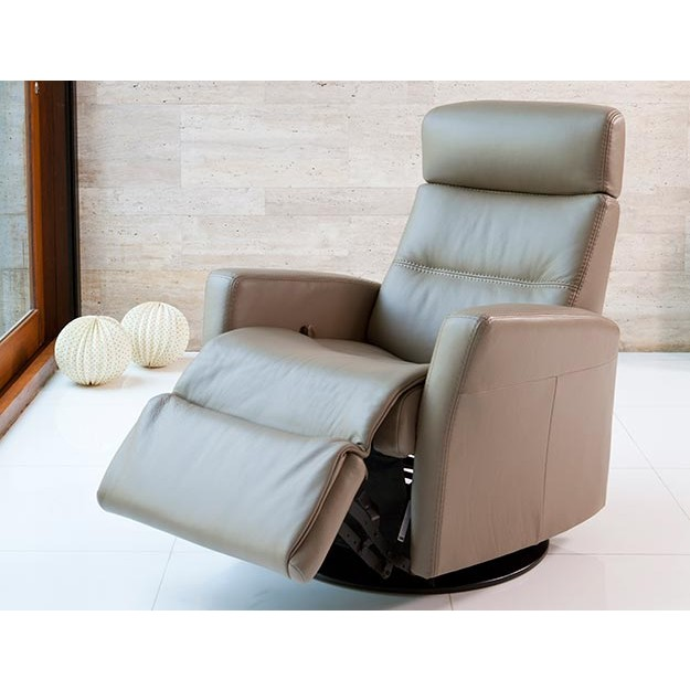 Img divani leather relaxer recliner from 1 by img for Divani recliner