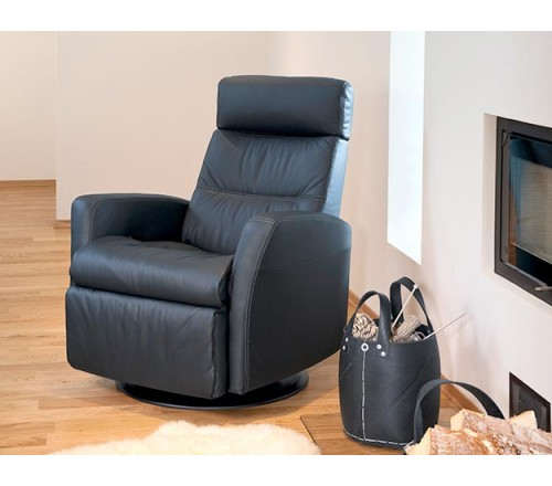 IMG Divani Leather Relaxer Recliner from $1,370.25 by IMG - Recliner ...