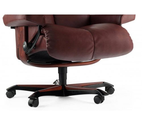 Stressless Mayfair fice Chair from 2 by Stressless Recliner Store