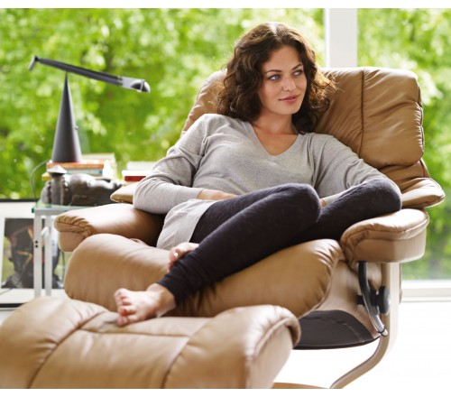 Stressless Reno Classic Recliner u0026 Ottoman. 15 Review(s) | Add Your Review  sc 1 st  Recliner Store & Stressless Reno Classic Recliner u0026 Ottoman from $2795.00 by ... islam-shia.org