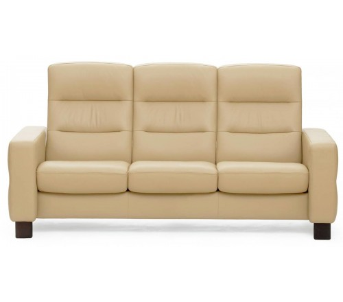 Stressless Wave HighBack Sofa From By Stressless - High sofa