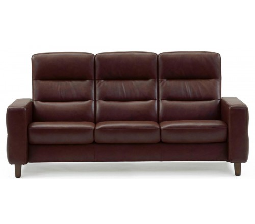 leather high back sofa the stressless paradise high back. Black Bedroom Furniture Sets. Home Design Ideas