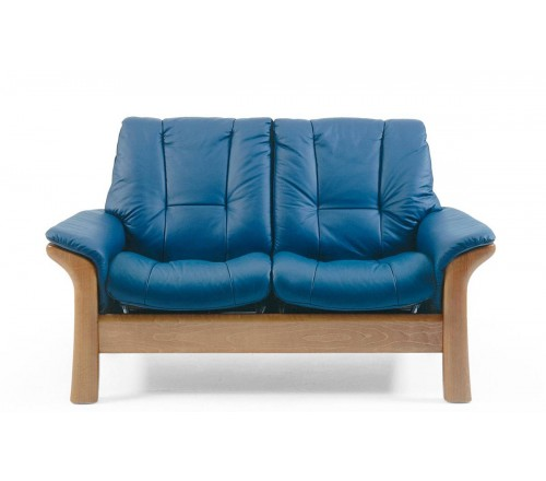 Stressless Windsor Low Back Loveseat From 3 By Stressless Recliner Store