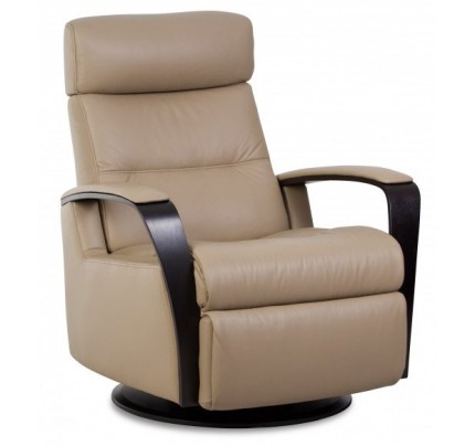 IMG Peak Leather Relaxer Recliner