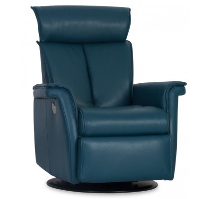 IMG Luc Leather Relaxer Recliner