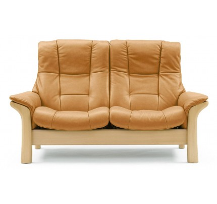 Stressless Buckingham High-Back Loveseat