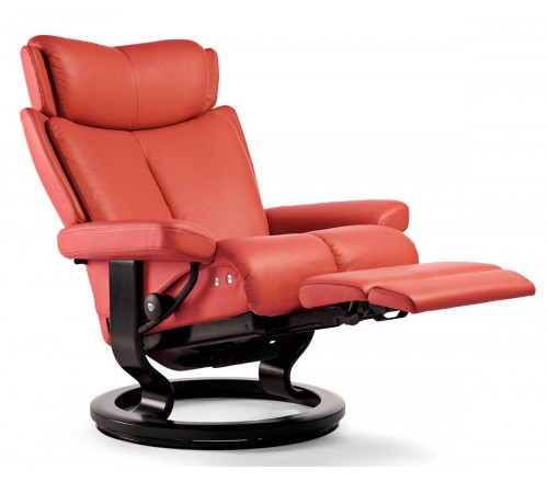 Or Save 300 On The Stressless Sunrise Recliner Office Chair In All Paloma Leather Colors