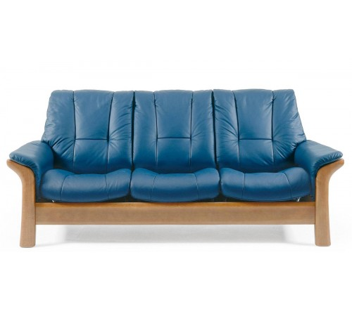 Stressless Windsor Low Back Sofa From