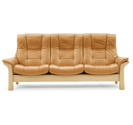 Stressless Buckingham High-Back Sofa