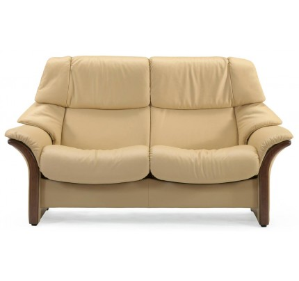 Stressless Eldorado High-Back Loveseat